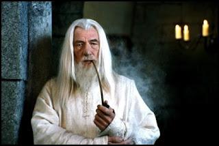 Ian McKellen: Gandalf (El señor de los anillos, 2001-2003)