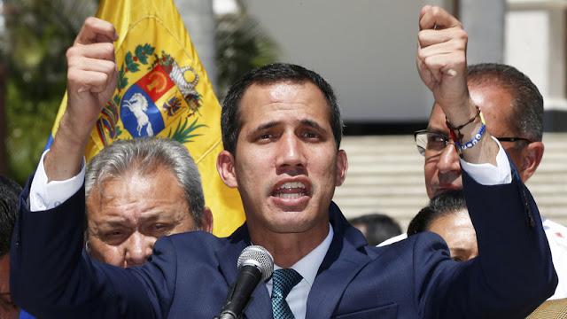 """Guaidó convoca conferencia en la OEA sobre la """"ayuda humanitaria"""" a Venezuela para este 14 de febrero"""