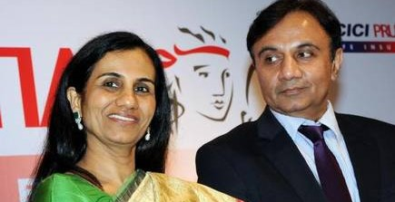 Chanda Kochhar resigns as ICICI CEO, Sandeep Bakhshi to take over