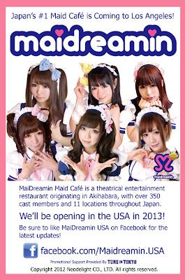 MaiDreamin Cafe à Tokyo