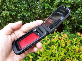 Casing Hape Samsung Coconut E1195 Fullset Fleksibel LCD