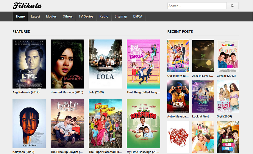 Lots Of Tagalog Movies Are High Definition Or Hd You Can Also Download The Movies If You Want