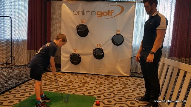 online golf chipping nets
