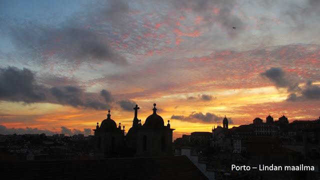 Maisema Porto Portugali