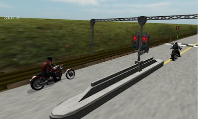 Death Race Stunt Moto 1.3 APK-Screenshot-1