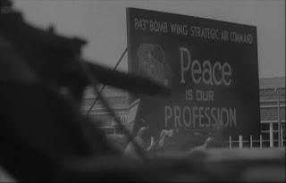 Cartel paz Dr. Strangelove