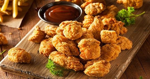 Crispy Chicken Bites Recipe