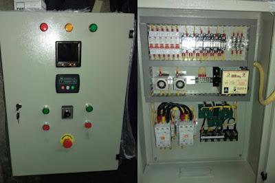 melayani pembuatan dan service panel genset