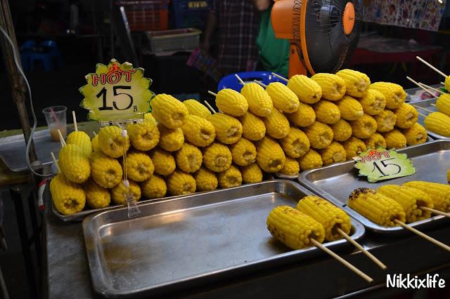 【泰國。華欣】華欣夜市:度假中的一片熱鬧 4