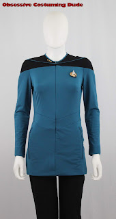 TNG medical smock (style 1) for sale