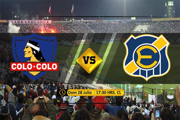 PREVIA: Colo-Colo vs Everton