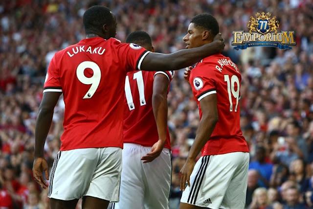Manchester United Memiliki 4 Pemain Depan Yang Berbahaya Saat Ini.