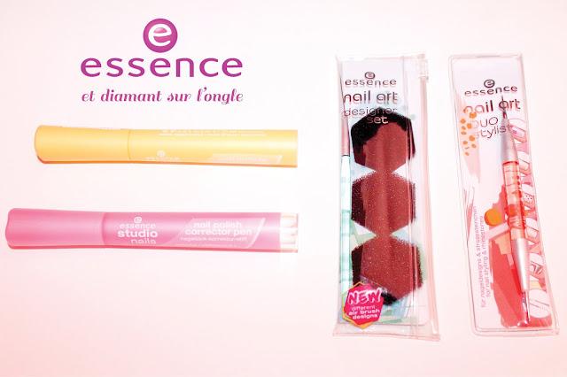 CONCOURS : les Essentiels essence cosmetics