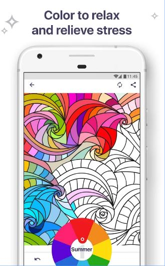 Coloring Book For Me Amp Mandala V16 Premium APK Free