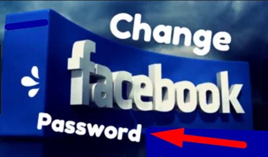 How Do You Change Facebook Password