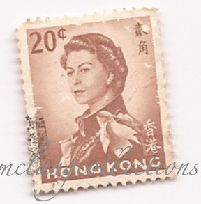 Hong Kong Stamp