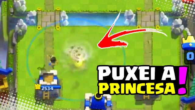 Puxando a Princesa - CR