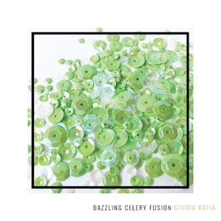 DAZZLING CELERY FUSION