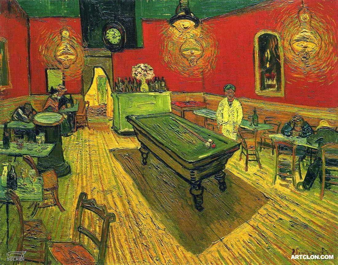 3d Amazing Art Wallpapers Modern Art With Professor Blanchard Post Impressionism