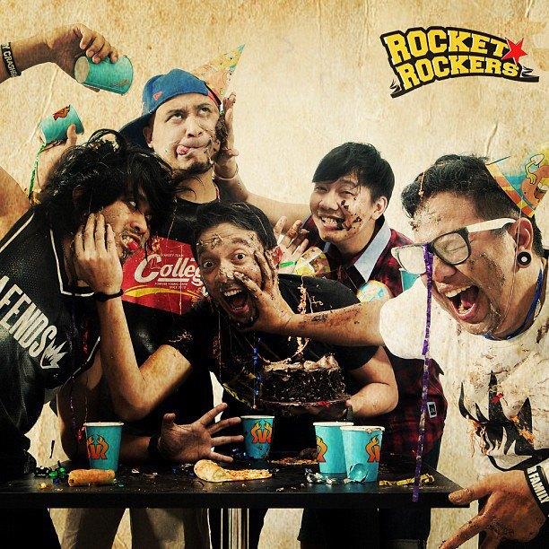Rockets Rockers Ingin Hilang Ingatan