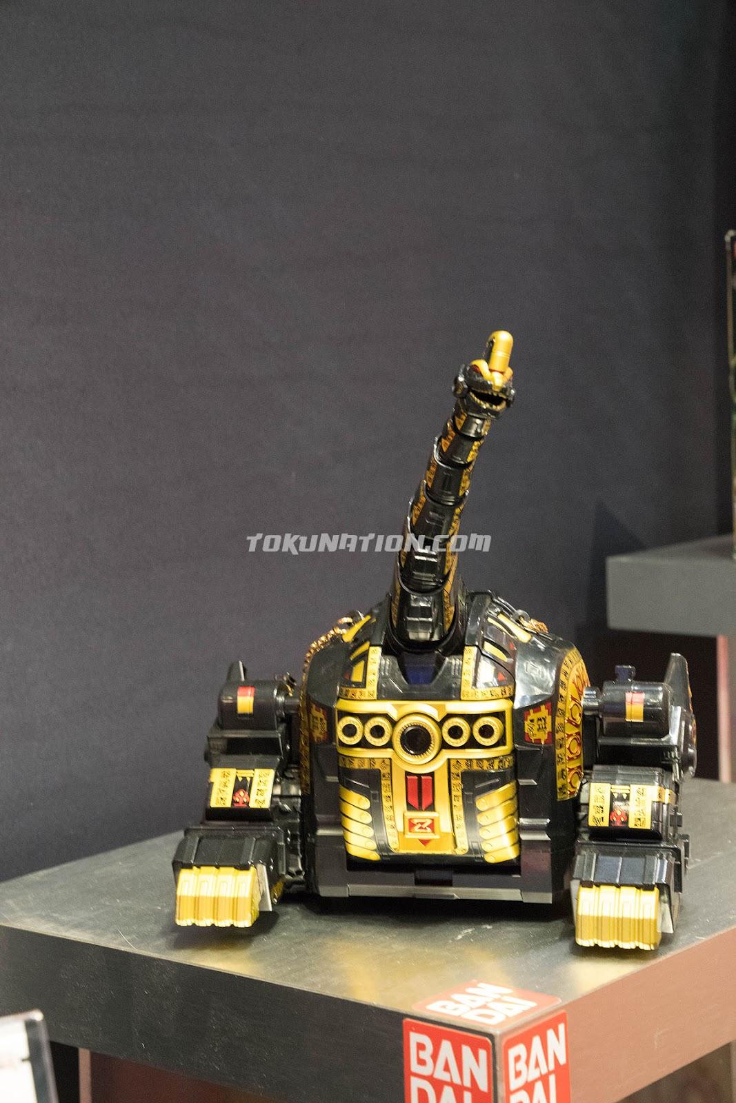henshin grid  ny toy fair 2017  ninja steel  movie  and legacy