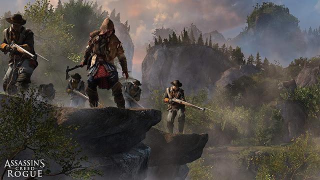 تحميل لعبة Assassin's Creed Rogue كاملة  برابط تورنت