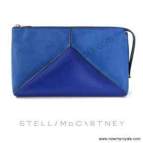 Princess Sofia style STELLA McCARTNEY Clutch Bag