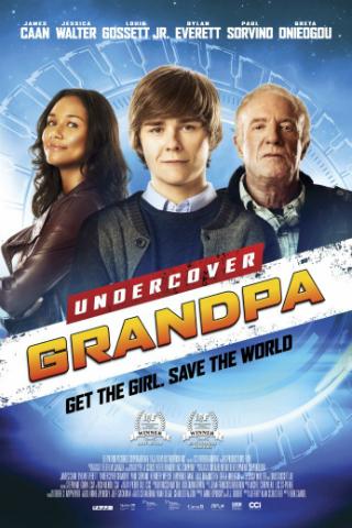 Undercover Grandpa [2017] [DVDR] [NTSC] [Subtitulado]