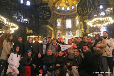 Wisata Halal bersama Cheria Holiday