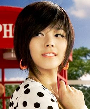 latest korean short hairstyles for cute girls 2013