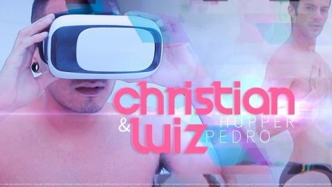 Christian Hupper & Luiz Pedro (Bareback)