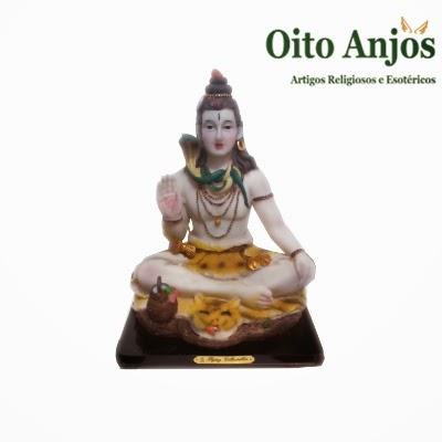 Imagem Indiana Shiva * Oito Anjos Artigos Religiosos e Loja Esotérica