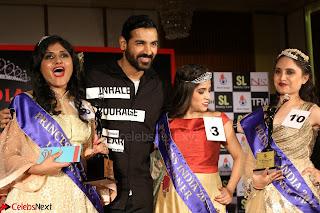 John Aham, Bhagyashree, Subhash Ghai and Amyra Dastur Attends Princess India 2016 17 039.JPG