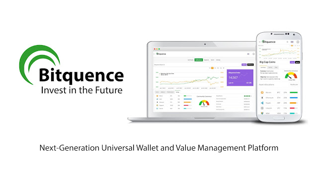 Bitquence Hero 1 - Bitquence - Invest in The Future Now