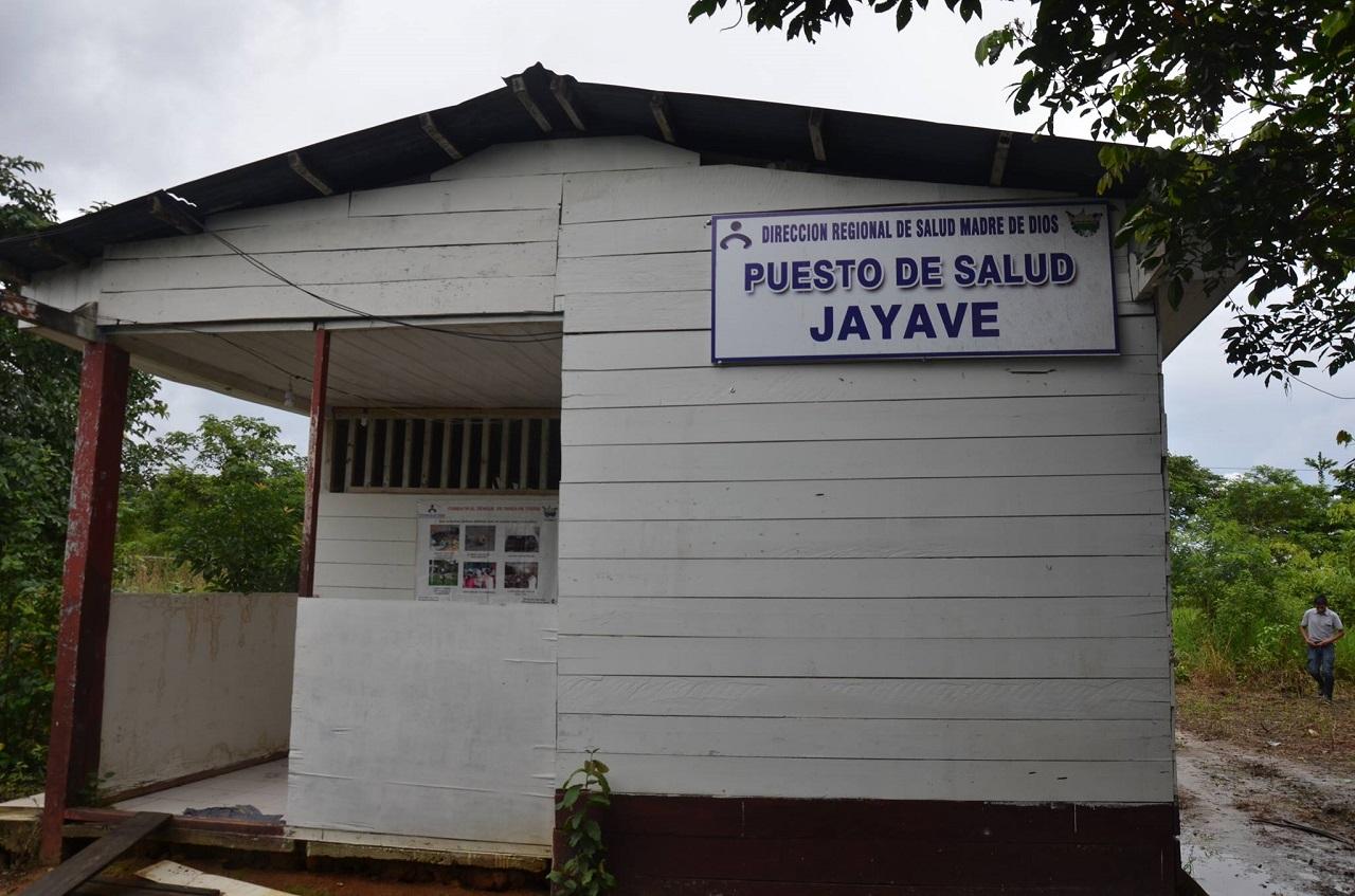 Puesto de Salud Jayave - Inambari