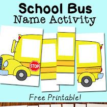 Editable Name Tracing Sheet | Totschooling - Toddler