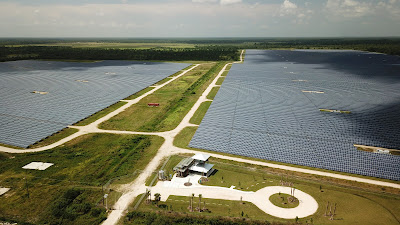 Babcock Ranch solar farm