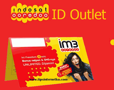Daftar Kode ID Outlet Indosat Ooredoo Terbaru 2018