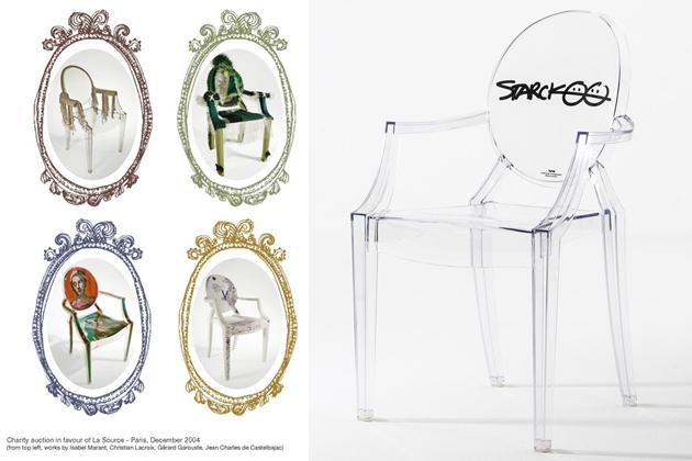 La sedia esempi di sedie da collezione for La sedia nel design