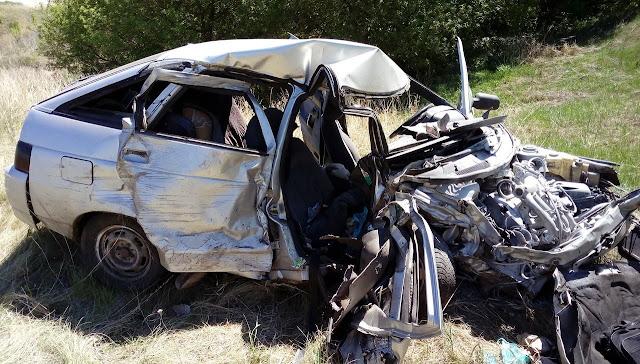 ДТП с летальным исходом в Башкирии: столкнулись «ВАЗ-2112» и «КамАЗ»