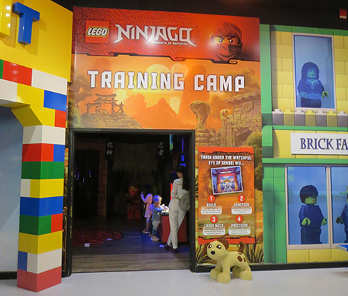 Daily] 2017/10/12 LEGOLAND Discovery Centre in Vaughan Mills (HC ...