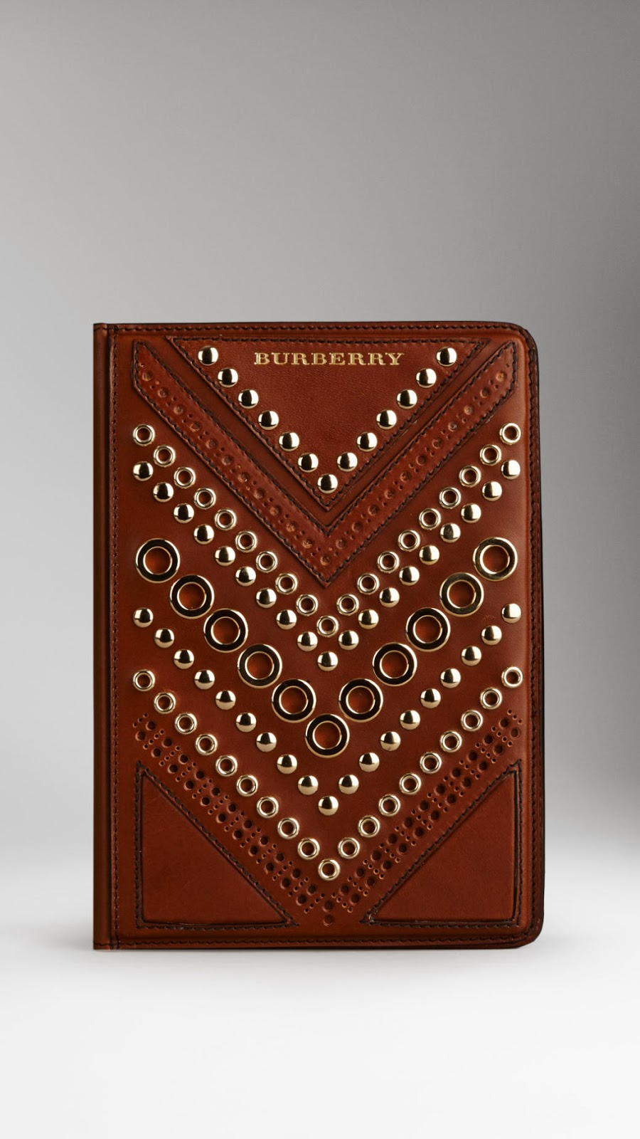 Fusion Of Effects  Trendology  Burberry Prorsum Eyelet Detail iPad Mini Case c8f6d420571dc
