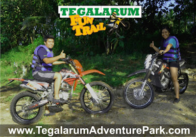 wisata trail di wonosari