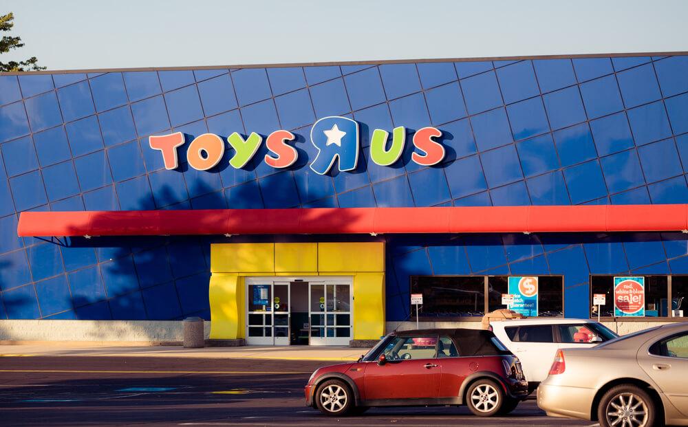 Toys R U Building