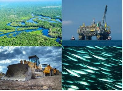 Sumber daya alam dengan Pertumbuhan Ekonomi - pustakapengetahuan.com