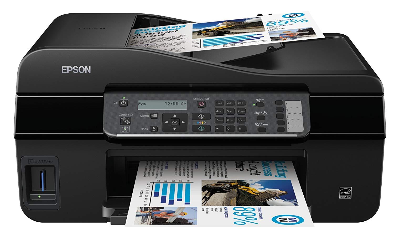 epson printer install download
