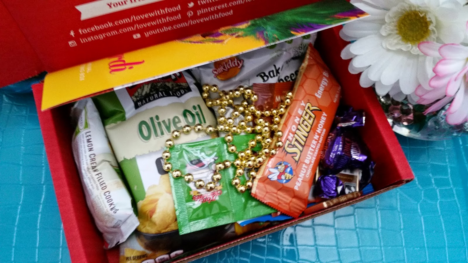 Review: February Love With Food Box