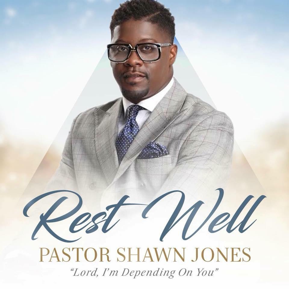 Official funeral arrangements For Pastor Shawn Jones!