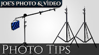 Budget Lighting Stands & Boom Arms - What To Expect & How To Use | Photography Tips