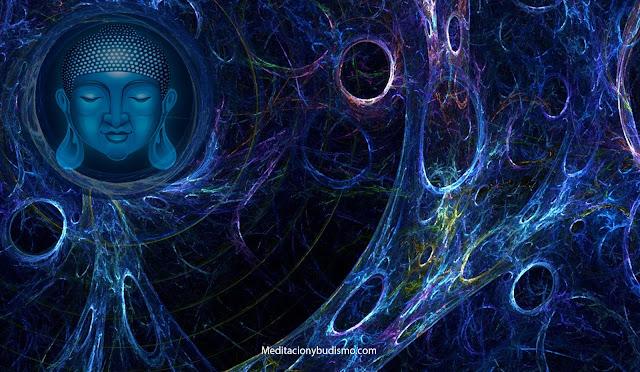 La creación del universo según la cosmología budista